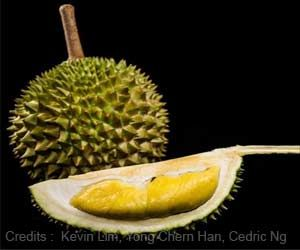 Durian is an Anti-aging Fruit