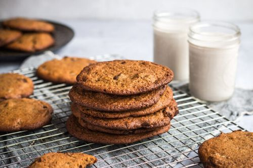 Keto and Gluten Free Chocolate Chip Cookies