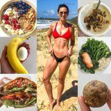 A Dietitian Reveals What She Eats in a Day to Stay Fit and Healthy
