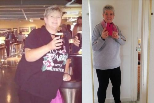 'I've been overweight since I was 12 but I lost six stone in lockdown'