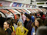 Crowded underground stations and carriages are the perfect breeding ground for flu-like illnesses