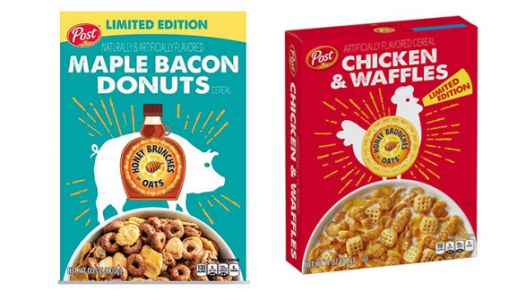 Chicken And Waffles Cereal Exists, What A Time To Be Alive