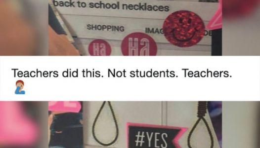 Teachers Suspended After Displaying Images Of Nooses In Classroom