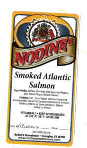 Smoked Salmon Recalled After Listeria Test