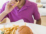 Junk food ads target black and Hispanic kids at leat 80 percent more than white kids