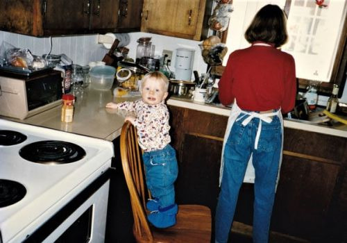 What I Realized When I Watched My Grown Son Cook Dinner