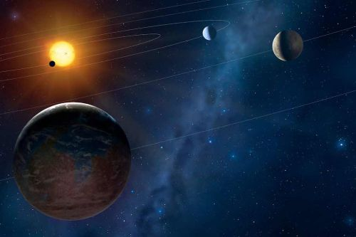 Researchers spot 2 new Earth-like planets orbiting a tiny star located about 12.5 light-years from our Solar System