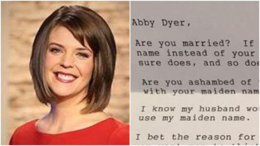 Meteorologist Claps Back At Criticism Over Using Her Maiden Name