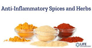 12 Anti-Inflammatory Spices and Herbs