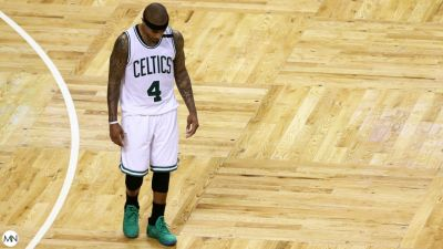 "If Isaiah Thomas's Playoff Performance And Tears Made You ""Uncomfortable,"" That's Too Damn Bad"