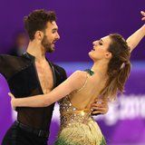 These French Ice Dancers Had a Wardrobe Malfunction, but They Handled It Like Champs
