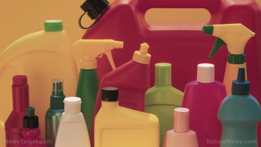 Disinfectants found in common household products may be altering the microbiome of children, new study finds