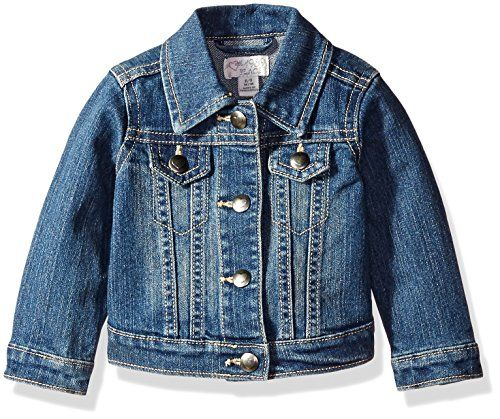 The Best Toddler Jean Jackets, Because Even Tiny People Should Be On-Trend