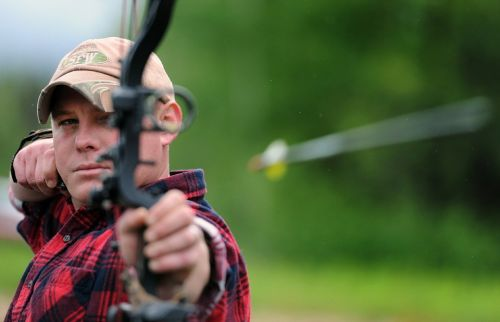 """Stupid Democrats want to ban archery because they claim it promotes """"gun culture"""""""