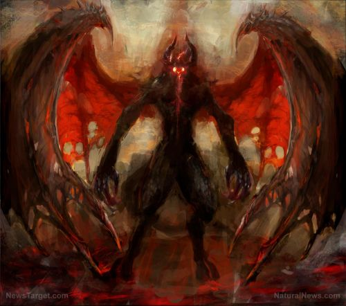 Merry DEMONIC Christmas: Walmart, Target, and Amazon all sell books that teach children as young as five how to summon demons