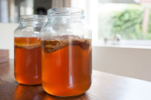 Drink your way back to health: Ginger-based kombucha found to treat breast cancer