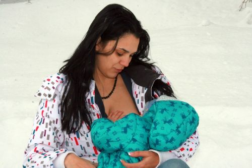 Nursing baby is good for mom too: Breastfeeding found to reduce risk of heart attack, stroke later in life