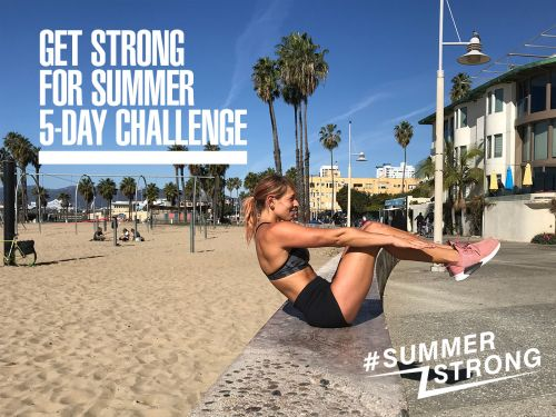 Strong for Summer 5 Day Challenge