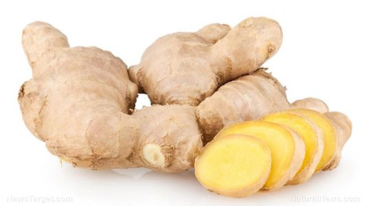 Ditch the aspirin! Ginger works just as well. with NONE of the side effects