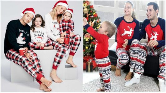 These Matching Family Pajamas Will Deliver All The Holiday Coziness