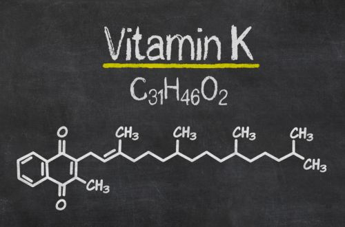 Vitamin K creation ramped up with new reactor