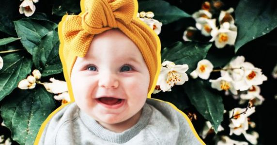 These Botanical Baby Names Are Ripe For The Picking
