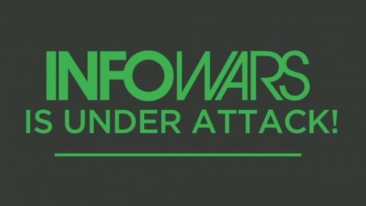 "InfoWars DOWN! Alex Jones issues red alert: Coordinated ""treason"" attack on America under way right now"