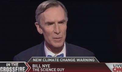 How can Bill Nye understand anything about science when he can't even understand the U.S. Constitution?