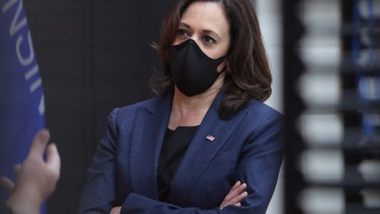 "Kamala Harris was listed as a ""key contact"" for a Biden Crime Family business venture in China"