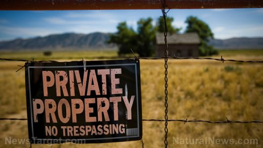 Government cameras hidden on private property? Welcome to open fields