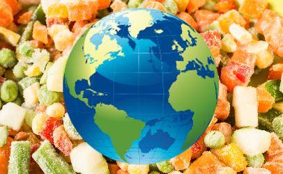 107 countries received frozen vegetables recalled for Listeria