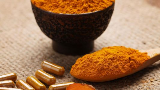 Better together: Adding turmeric to herbal skin care formulas can improve your skin's moisture