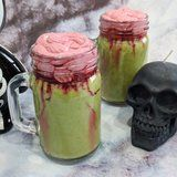 This Take on the Starbucks Zombie Frappuccino Is 100% Vegan
