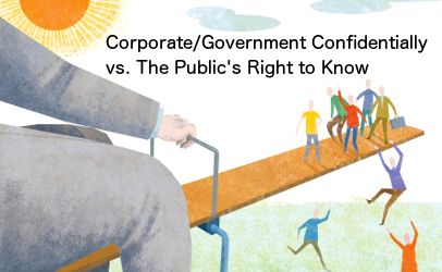 FDA should choose public safety over corporate confidentiality