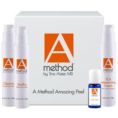 A Method Offers At-Home TCA Peel Kit