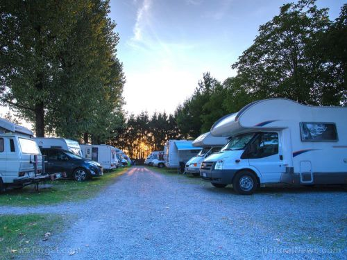 Your SHTF guide to bugging out in an RV