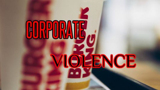Burger King now endorsing violent food attacks on Nigel Farage, as corporate HATE escalates