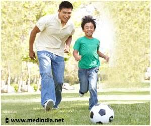 Father's Vitamin D Intake Determines Child's Height, Weight