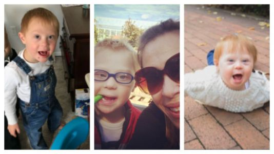 What I Want My 4-Year-Old With Down Syndrome To Know