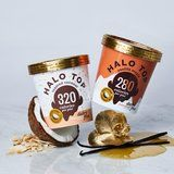 Get the Scoop on New Halo Top Dairy-Free Flavors: Toasted Coconut and Vanilla Maple