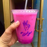 Dragon Milk Is the Healthy Neon Drink Your Instagram Followers Will Double Tap