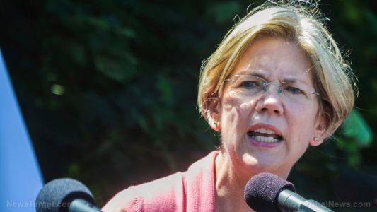 REPORT: Elizabeth Warren's great-great-great grandfather was a member of the militia that ripped Cherokee from their homes, separating Native American families