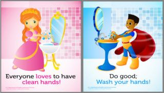 Beach Beat: Trending to make a difference with HandwashingHeroes