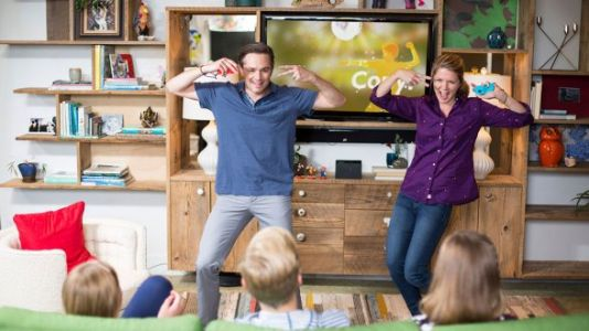 Here's How To Bond With Your Kids Over Video Games