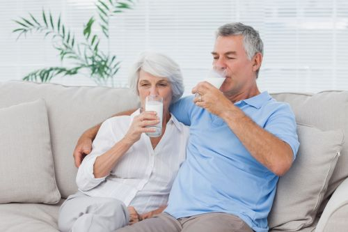 UV-treated milk protein may give older adults an immunity boost, study suggests