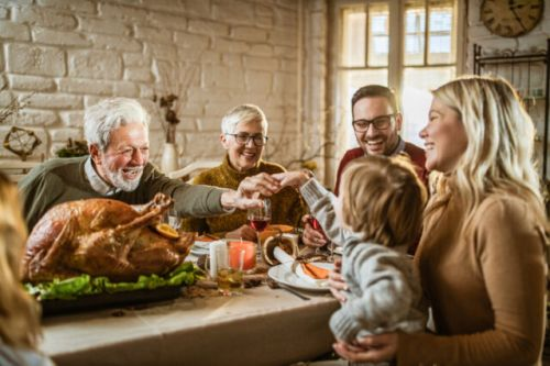 Holiday Meal Script: When and How to Explain Your Food Choices