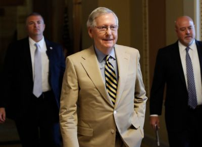 Talk it Out: Are you in favor of the new Senate GOP health-care bill?