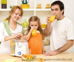 Fruit Juices are Good for Children's Health