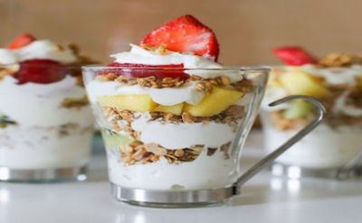 Allergy alert for Whole Foods yogurt and granola parfaits