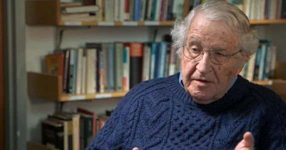 Icon of free speech Noam Chomsky says it was wrong of Big Tech to ban Infowars